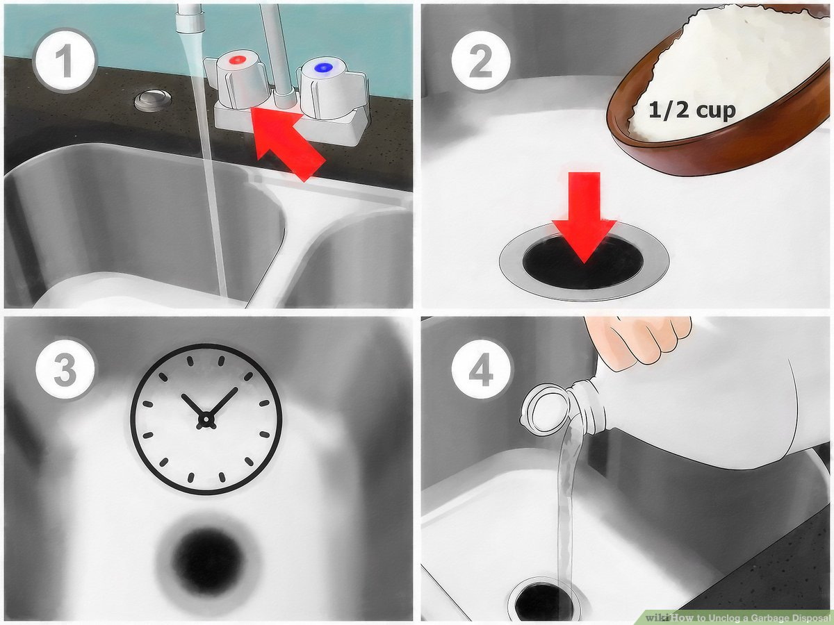 How to Fix Your Garbage Disposal