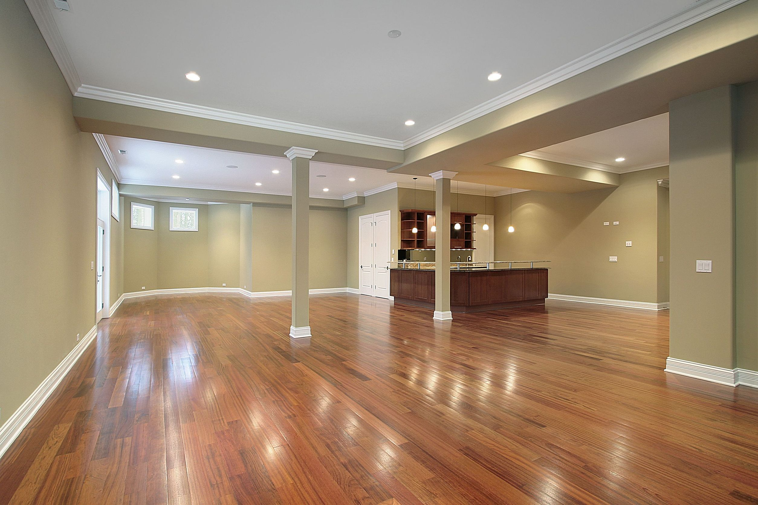 What Are The Best Flooring Options To Use In Your Basement?