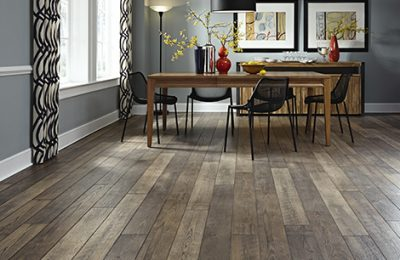 Choosing From Floored and Laminate Flooring Solutions