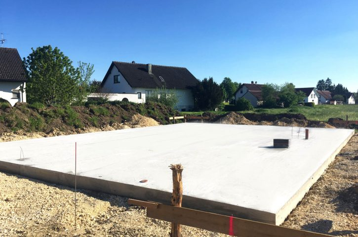 A Brief Look at Flat Ground Level Slab Floors